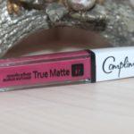 Матовая жидкая губная помада Relouis True Matt №7