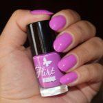 Лак для ногтей Lux Visage Flirt №305 свотчи