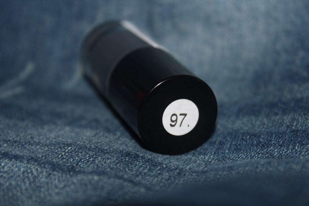 Лак для ногтей Lux Visage Jeans Effect №97 упаковка