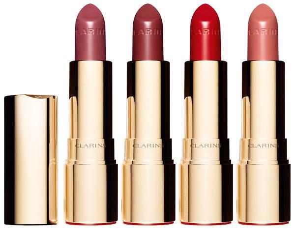 Увлажняющая губная помада Clarins Joli Rouge Lipstick (новые оттенки)