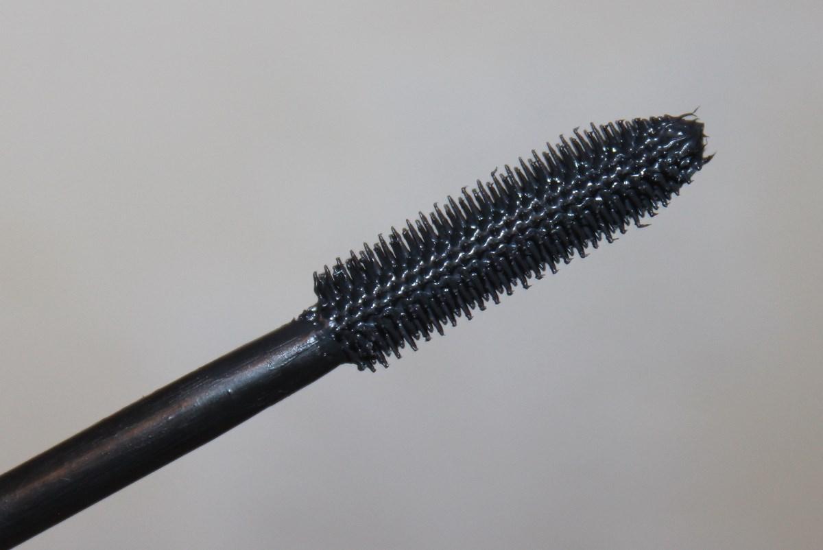 Тушь для ресниц с аргановым маслом Bielita Luxury Argan Oil кисточка