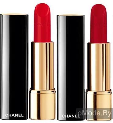 Насыщенная губная помада Chanel Rouge Allure Lipstick