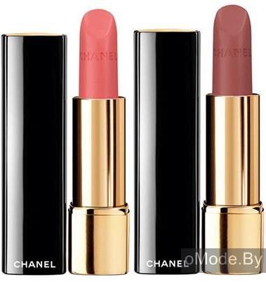 Матовая губная помада Chanel Rouge Allure Velvet Lipstick