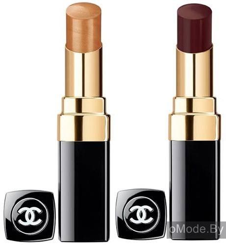 Сияющая губная помада Chanel Rouge Coco Shine