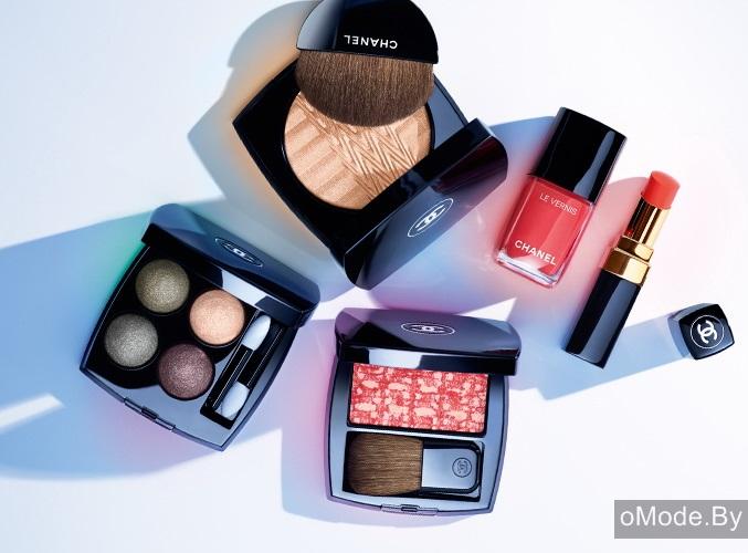 Весенняя коллекция макияжа Chanel Energies et Puretes Spring 2017 Collection