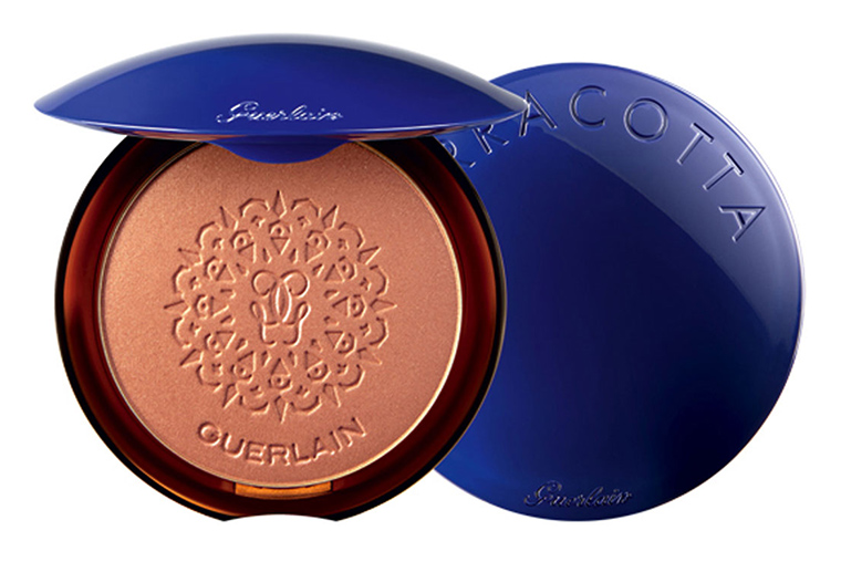 Компактная пудра-бронзер Guerlain Terracotta Terra India Bronzing Powder