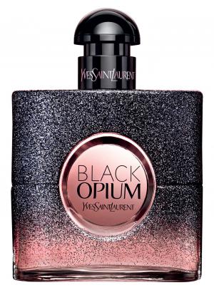 Парфюмированные духи YSL Black Opium Floral Shock Eau de Parfum (новинка)