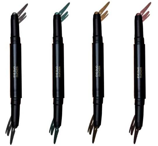 Двойные тени-карандаш для глаз Eye Duo Smoker (лимитированное издание)