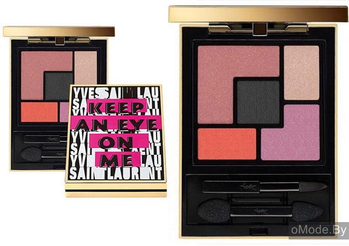 Палетка для макияжа глаз Couture Palette Collector Keep An Eye on Me Eyeshadow Palette (лимитированный выпуск)