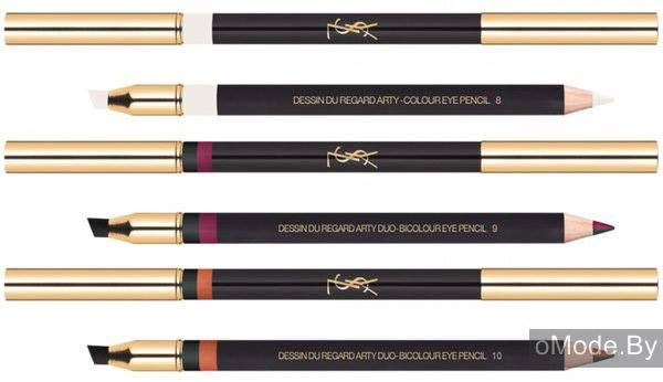Контурный карандаш для глаз YSL Dessin du Regard Eye Pencil