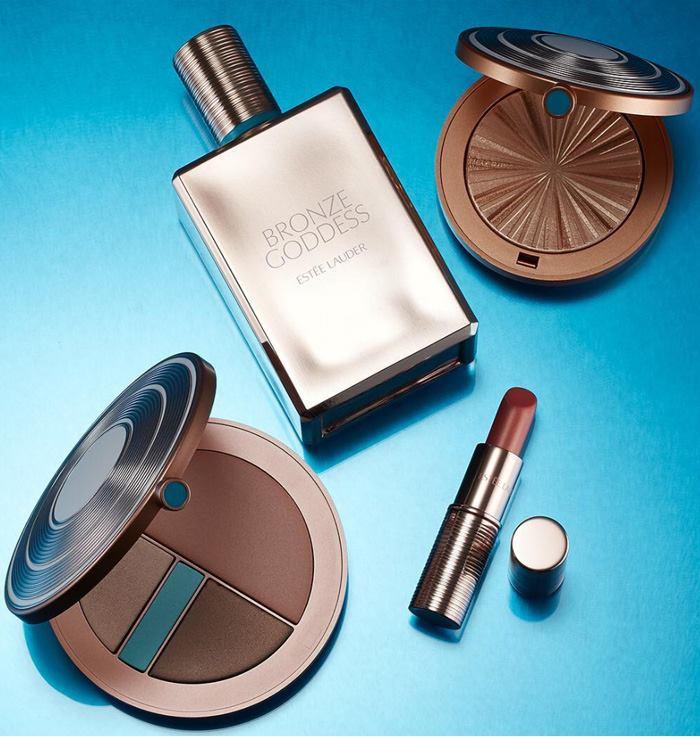 Летняя коллекция макияжа Estee Lauder Bronze Goddess Summer 2017 Collection
