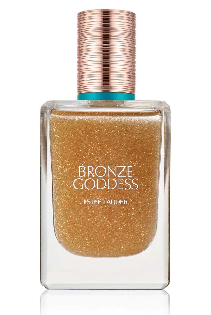 Мерцающее масло-спрей для волос и тела Bronze Goddess Shimmering Oil Spray for Hair & Body (лимитированный выпуск)
