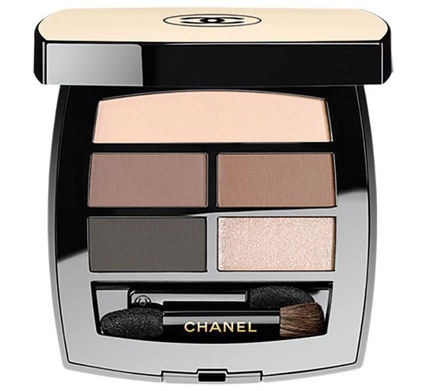 Палетка теней для век Chanel Les Beiges Palette Regard Belle Mine / Healthy Glow Natural Eyeshadow Palette