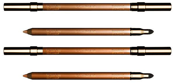 Водостойкий лайнер для глаз Waterproof Eye Liner Pencil (оба оттенка лимитированные)