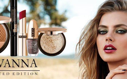Летняя коллекция макияжа PUPA Savanna Summer 2017 Collection