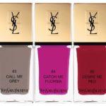 Стойкий лак для ногтей La Lacquer Couture