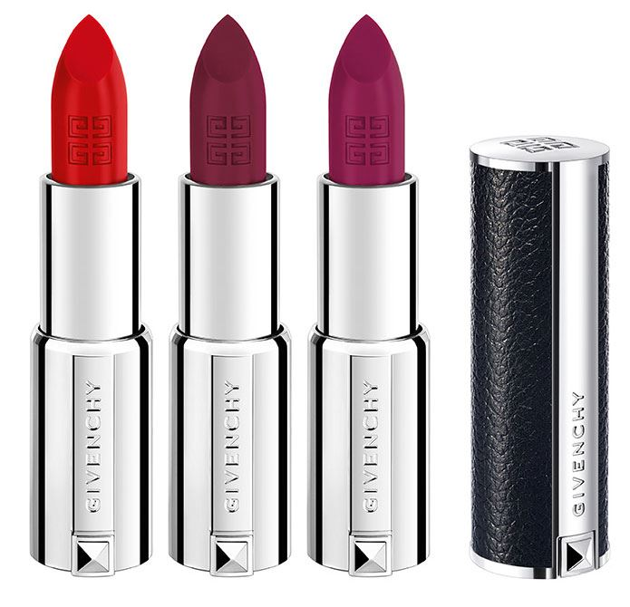Насыщенная губная помада Givenchy Le Rouge