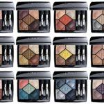 Пятицветные тени для век Dior 5 Couleurs Eyeshadow Palette