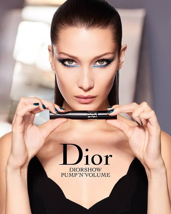 Объемная тушь для ресниц Dior Diorshow Pump'N'Volume Mascara (новинка)