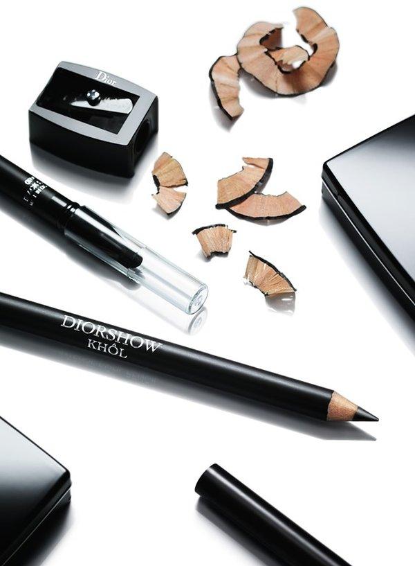 Водостойкий карандаш для глаз Dior Diorshow Khôl Crayon (3 оттенка)