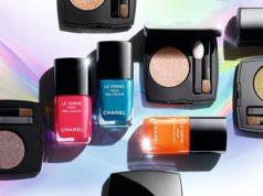 Летняя коллекция макияжа Chanel Neon Wave Summer 2017