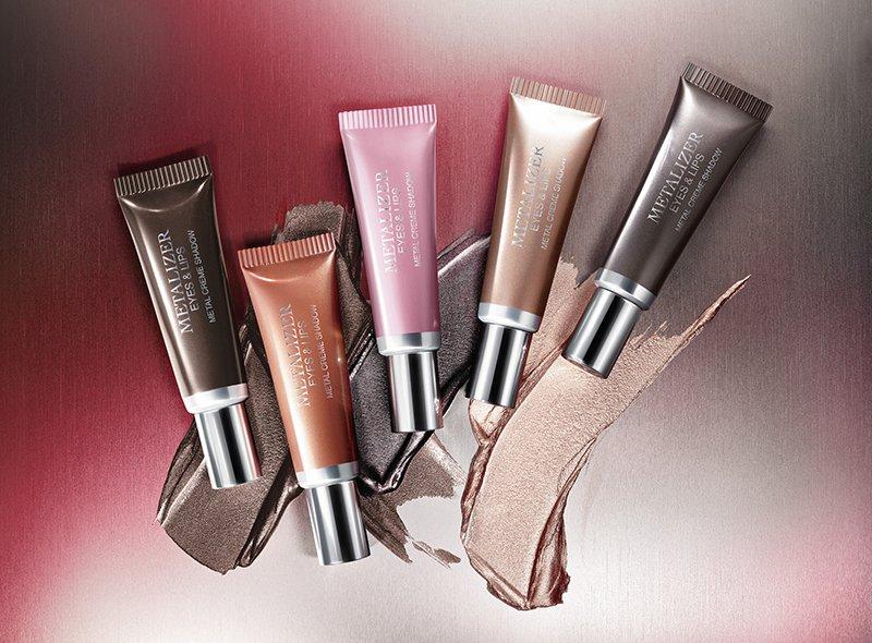 Кремовое средство 2 в 1 для губ и век с металлическим финишем Dior Metalizer Eyes & Lips (новинка)