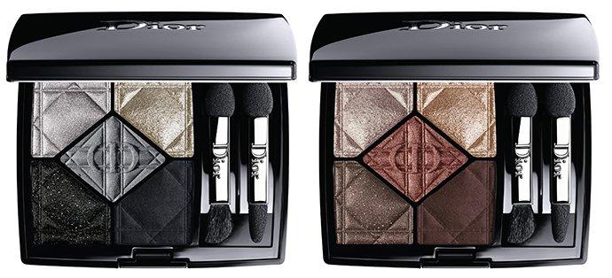 Пятицветная палетка теней для век Dior Diorshow 5 Couleurs Palette