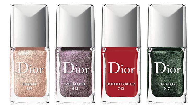 Устойчивый лак для ногтей Dior Le Vernis