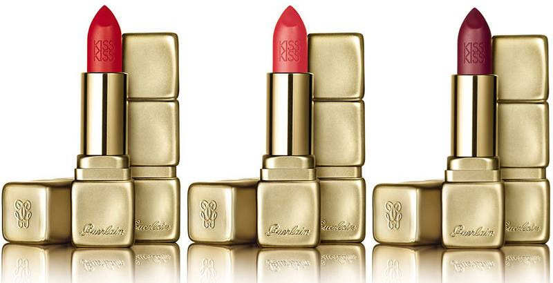 Увлажняющая губная помада с матовым финишем Kiss Kiss Hydrating & Plumping Velvet Matte Lip Colour (новинка)