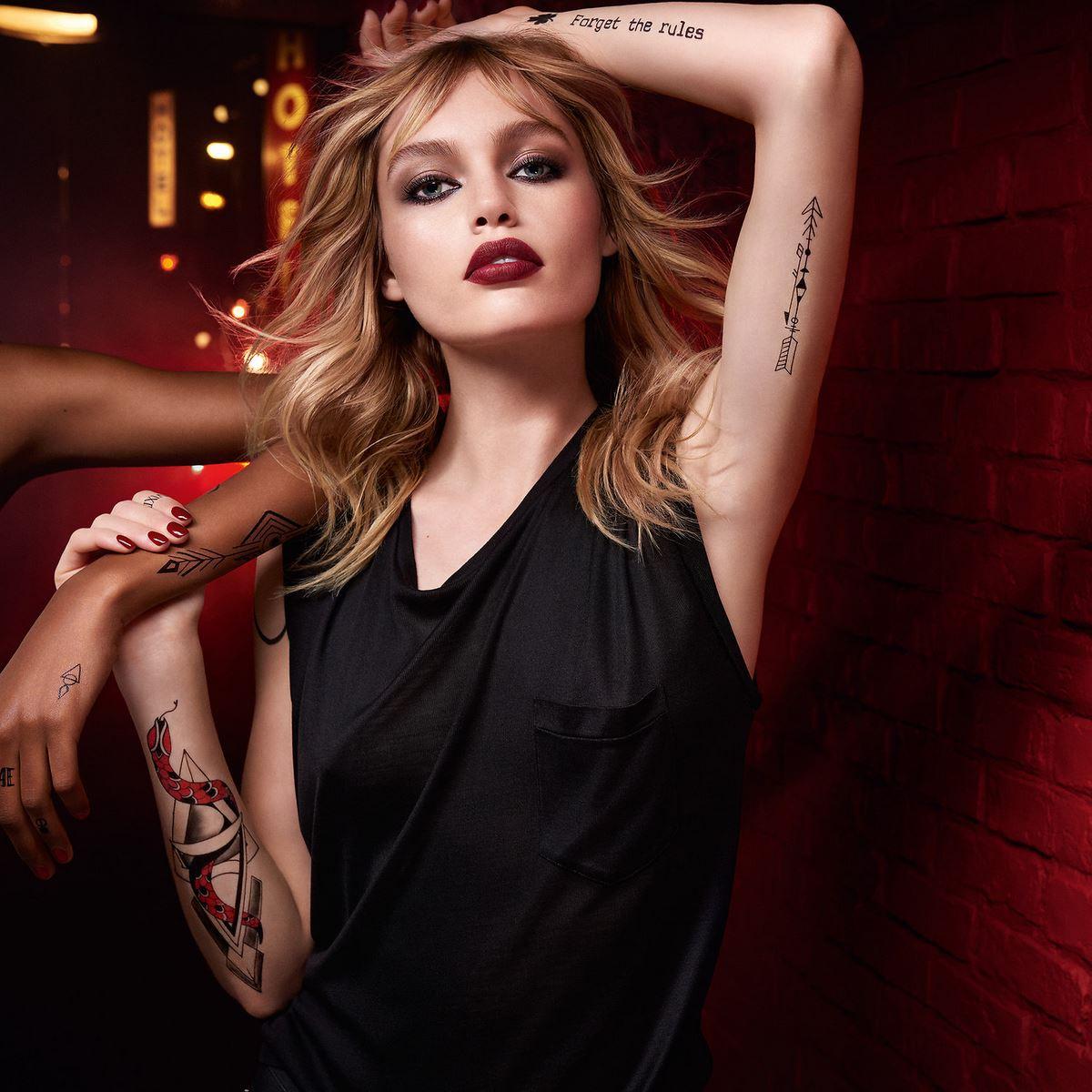 Осенняя коллекция матовых блесков для губ Yves Saint Laurent Tatouage Couture Matte Stain Fall