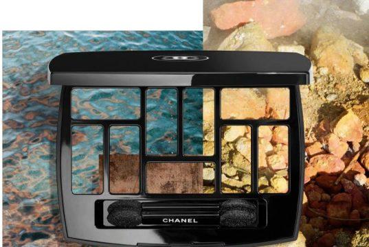 Весенняя коллекция макияжа Chanel Neapolis New City Spring 2018