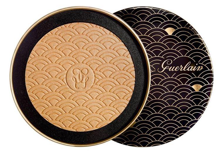 Бронзирующая компактная пудра Terracotta Gold Light