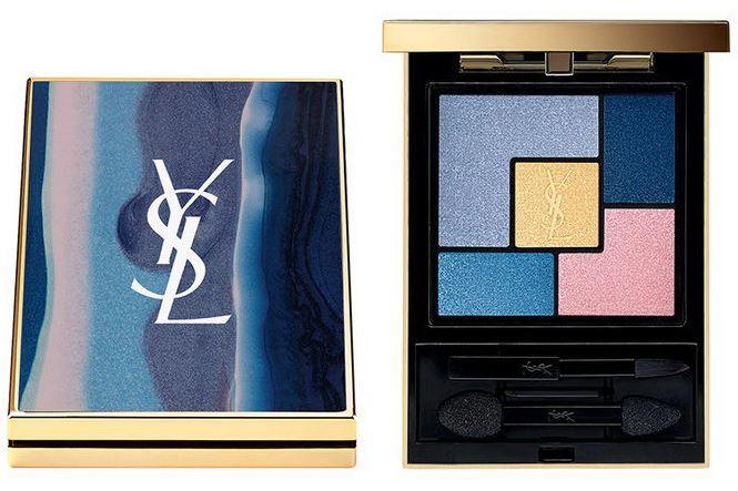 Палетка теней для век YSL Pop Illusion Couture Palette (лимитированный выпуск)