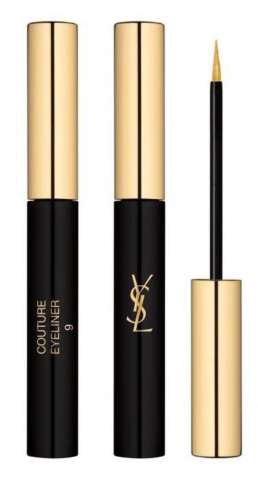 Жидкая подводка для глаз YSL Couture Liquid Eyeliner (новый оттенок) (лимитированный выпуск)
