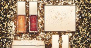 Рождественская коллекция макияжа Clarins Shimmer & Shine Holiday 2018 Collection