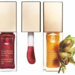 Тонирующее масло-уход для губ сClarins Instant Lip Comfort Oil